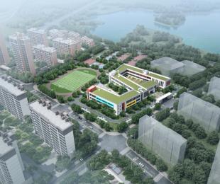 襄阳高新区第四小学(襄阳四中高新区实验小学)开建